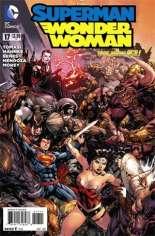 Superman/Wonder Woman (2013-2016) #17 Variant A