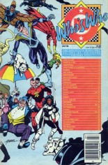 Who's Who: The Definitive Directory of the DC Universe (1985-1987) #17 Variant A: Newsstand Edition