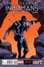 Uncanny Inhumans (2015-Present) #0 Variant A