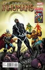 Uncanny Inhumans (2015-Present) #0 Variant B: Avengers Cover