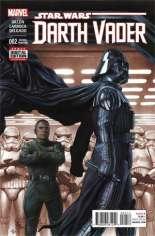 Star Wars: Darth Vader (2015-2016) #2 Variant D: 2nd Printing