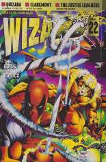 Wizard (1991-2011) #22 Variant B: Direct Edition