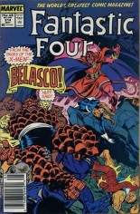 Fantastic Four (1961-1996) #314 Variant A: Newsstand Edition