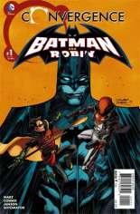 Convergence: Batman & Robin (2015) #1 Variant A