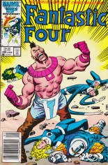 Fantastic Four (1961-1996) #298 Variant A: Newsstand Edition