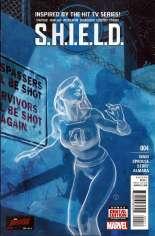 S.H.I.E.L.D. (2015-2016) #4 Variant A