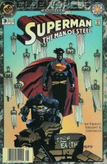 Superman: The Man of Steel (1991-2003) #Annual 3 Variant A: Newsstand Edition