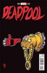 Deadpool (2012-2015) #45 Variant E: Run the Jewels Cover