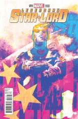 Legendary Star-Lord (2014-2015) #11 Variant B: Cosmically Enhanced Cover