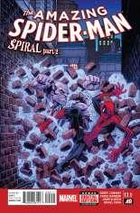 Amazing Spider-Man (2014-2015) #17.1 Variant A