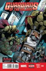 Guardians of the Galaxy (2013-2015) #26 Variant A