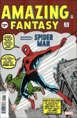 Amazing Fantasy (1962, 1995-1996) #15 Variant G: Facsimile Edition
