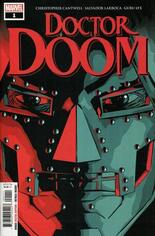 Doctor Doom (2019-2020) #1 Variant A