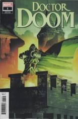 Doctor Doom (2019-2020) #1 Variant B: Incentive Variant