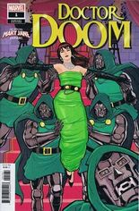 Doctor Doom (2019-2021) #1 Variant F: Mary Jane Cover