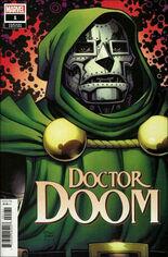 Doctor Doom (2019-2021) #1 Variant C: Incentive Variant