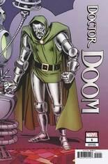 Doctor Doom (2019-2021) #1 Variant D: Incentive Hidden Gem Variant