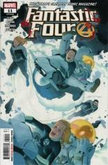 Fantastic Four (2018-2020) #11 Variant F: Secret Carnage Variant