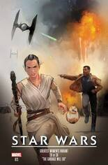 Star Wars (2015-2020) #73 Variant C: Greatest Moments Cover