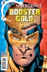 Convergence: Booster Gold (2015-Present) #1 Variant A
