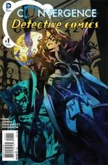 Convergence: Detective Comics (2015) #1 Variant A