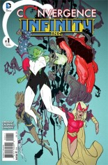 Convergence: Infinity Inc. (2015-Present) #1 Variant A
