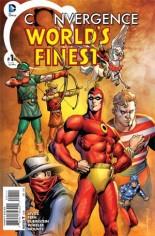 Convergence: World's Finest Comics (2015) #1 Variant A