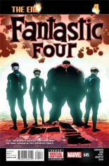 Fantastic Four (2014-2015) #645 Variant A