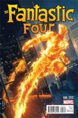 Fantastic Four (2014-2015) #645 Variant B: Character Spotlight Cover