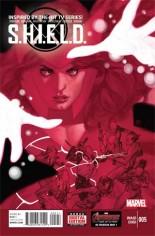 S.H.I.E.L.D. (2015-2016) #5 Variant A
