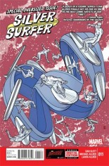 Silver Surfer (2014-2016) #11