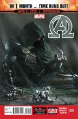 New Avengers (2013-2015) #33 Variant A
