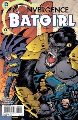 Convergence: Batgirl (2015) #2 Variant A