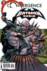 Convergence: Batman & Robin (2015) #2 Variant A