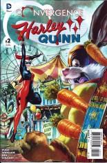 Convergence: Harley Quinn (2015) #2 Variant A