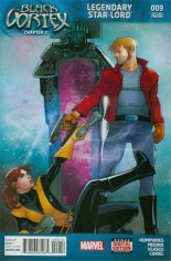 Legendary Star-Lord (2014-2015) #9 Variant D: 2nd Printing