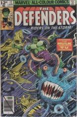 Defenders (1972-1986) #72 Variant C: UK Edition