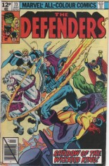 Defenders (1972-1986) #73 Variant C: UK Edition