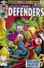 Defenders (1972-1986) #82 Variant B: Direct Edition