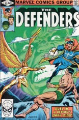 Defenders (1972-1986) #83 Variant B: Direct Edition