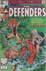 Defenders (1972-1986) #94 Variant C: UK Edition