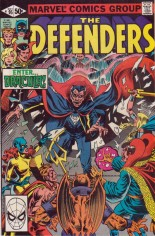 Defenders (1972-1986) #95 Variant B: Direct Edition
