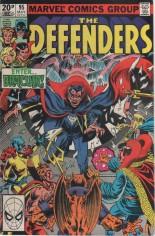 Defenders (1972-1986) #95 Variant C: UK Edition