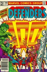 Defenders (1972-1986) #100 Variant A: Newsstand Edition