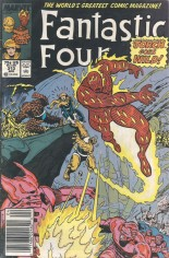 Fantastic Four (1961-1996) #313 Variant A: Newsstand Edition