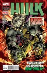 Hulk (2014-2015) #16 Variant A