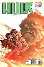 Hulk (2014-2015) #16 Variant B: Incentive Cover