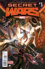 Secret Wars (2015-2016) #1 Variant A