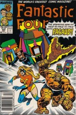 Fantastic Four (1961-1996) #309 Variant A: Newsstand Edition