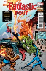 Fantastic Four (2014-2015) #645 Variant E: Desert Wind Comics Exclusive